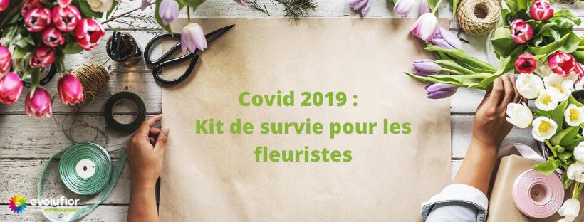 Covid 2019- Kit de survie pour les fleuristes